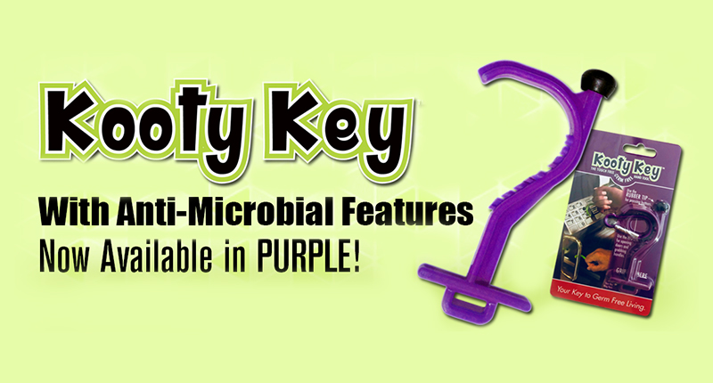 Purple Kooty Key